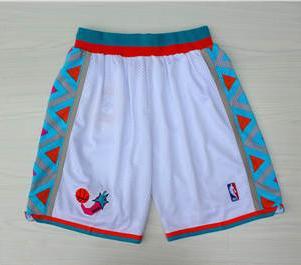 1996 Basketball All-Star White Hardwood Classics Shorts