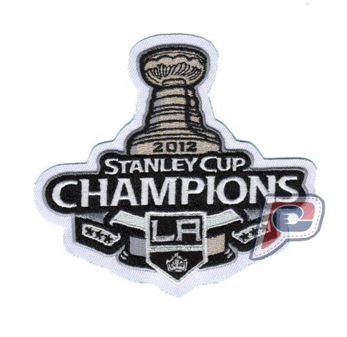 2012 Hockey Stanley Cup Final Champions Los Angeles Kings Patch