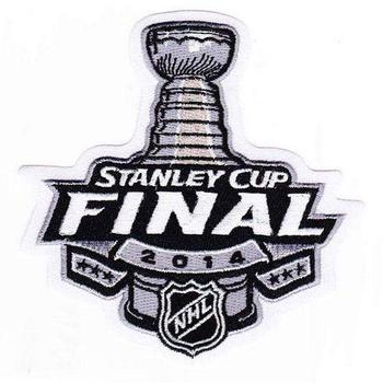 2014 Hockey Stanley Cup Final Logo Patch