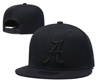 2019 Alabama Crimson Tide Team Logo Stitched Hat Adjustable Snapback GS 1