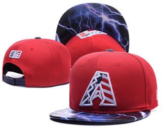 2019 Arizona Diamondbacks Stitched Hat Cap Adjustable Snapback LH