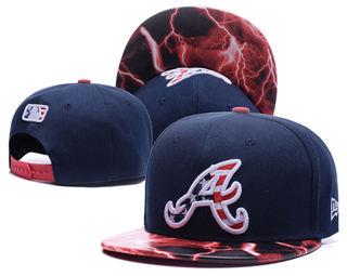 2019 Atlanta Braves Adjustable Hat Stitched Baseball Snapback LH1