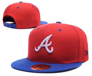 2019 Atlanta Braves Adjustable Hat Stitched Baseball Snapback LH2
