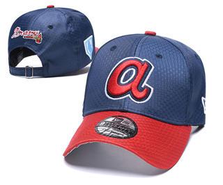 2019 Atlanta Braves Stitched Hat Cap Adjustable Snapback YD1