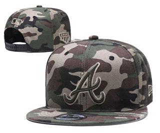 2019 Atlanta Braves Stitched Hat Cap Adjustable Snapback YD2