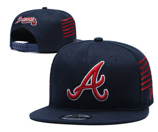 2019 Atlanta Braves Stitched Hat Cap Adjustable Snapback YD3