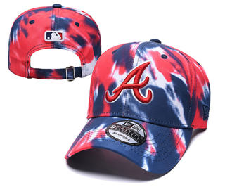 2019 Atlanta Braves Stitched Hat Cap Adjustable Snapback YD4
