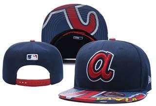 2019 Atlanta Braves Stitched Hat Cap Adjustable Snapback YD5