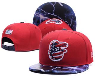 2019 Baltimore Orioles Adjustable Hat Stitched Baseball Snapback LH4