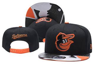 2019 Baltimore Orioles Stitched Hat Cap Adjustable Snapback YD1