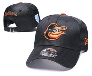 2019 Baltimore Orioles Stitched Hat Cap Adjustable Snapback YD2