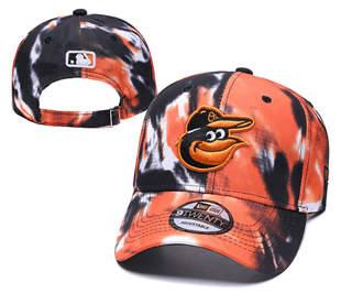 2019 Baltimore Orioles Stitched Hat Cap Adjustable Snapback YD3
