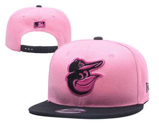 2019 Baltimore Orioles Stitched Hat Cap Adjustable Snapback YD4