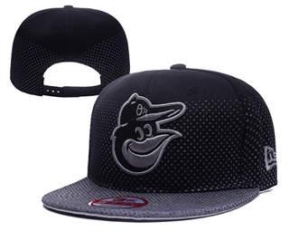 2019 Baltimore Orioles Stitched Hat Cap Adjustable Snapback YD7
