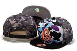 2019 Baltimore Orioles Team Logo Stitched Adjustable Snapback Hat GS1