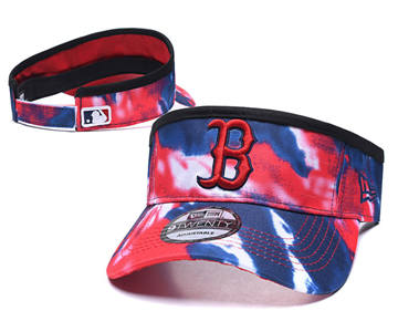 2019 Boston Red Sox Team Logo Adjustable Snapback Stitched Hat YD