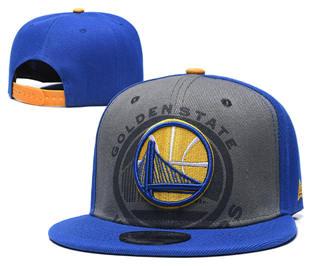 2019 Golden State Warriors Team Logo Stitched Hat Adjustable Snapback GS