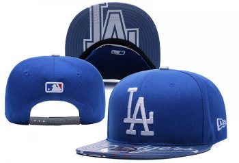 2019 Los Angeles Dodgers Team Logo Adjustable Snapback YD