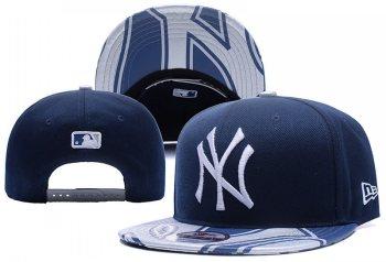 2019 New York Yankees Team Logo Adjustable Snapback YD