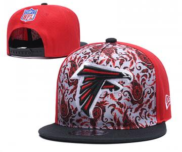 2020 Atlanta Falcons Team Logo Fashion Stitched Hat Adjustable Snapback LH