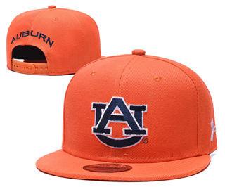 2020 Auburn Tigers Team Logo Stitched College Snapback Adjustable Hat GS