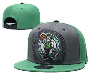 2020 Boston Celtics Team Logo Stitched Snapback Adjustable Hat GS