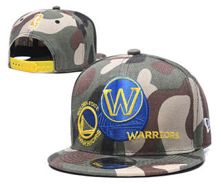 2020 Golden State Warriors Team Logo Stitched Basketball Snapback Adjustable Hat LH 2