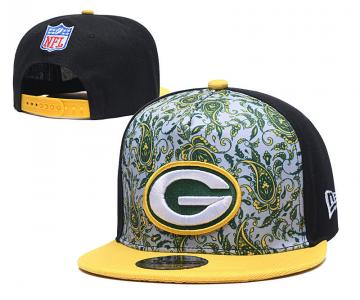 2020 Green Bay Packers Team Logo Fashion Stitched Hat Adjustable Snapback LH