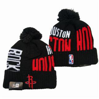 2020 Houston Rockets Team Logo Stitched Basketball Sports Beanie Hat YD