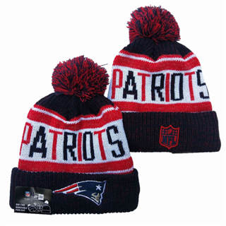 2020 New England Patriots Team Logo Stitched Knit Hat Sports Beanie Hat YD