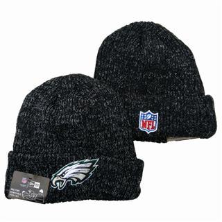 2020 Philadelphia Eagles Team Logo Stitched Knit Hat Sports Beanie Hat YD 2
