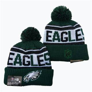 2020 Philadelphia Eagles Team Logo Stitched Knit Hat Sports Beanie Hat YD