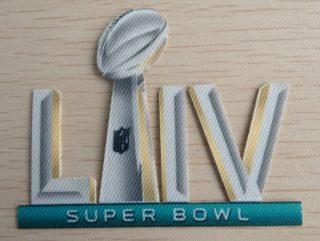 2020 Super Bowl LIV Jerseys Patch
