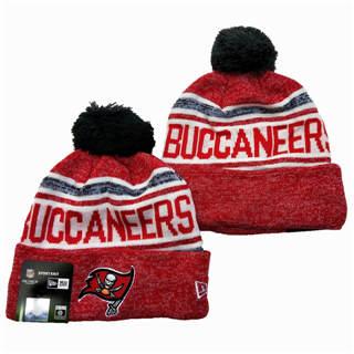 2020 Tampa Bay Buccaneers Team Logo Stitched Knit Hat Sports Beanie Hat YD 2