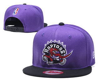 2020 Toronto Rapters Team Logo Stitched Basketball Snapback Adjustable Hat LH