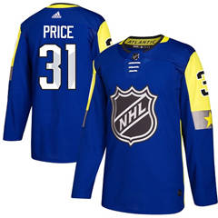 Canadiens #31 Carey Price Royal 2018 All-Star Atlantic Division  Stitched Hockey Jersey