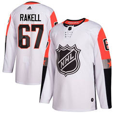 Ducks #67 Rickard Rakell White 2018 All-Star Pacific Division  Stitched Hockey Jersey