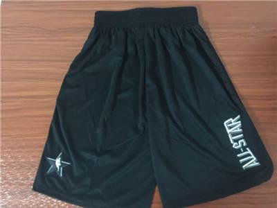 Air Jordan Black 2018 Basketball All-Star Game Shorts