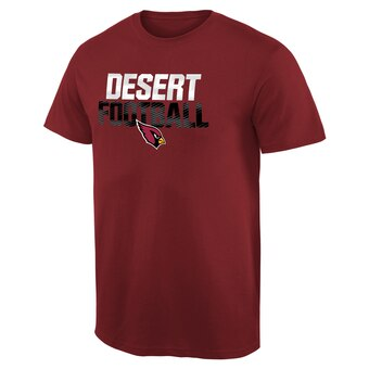 Arizona Cardinals Pro Line Mantra T-Shirt - Cardinal