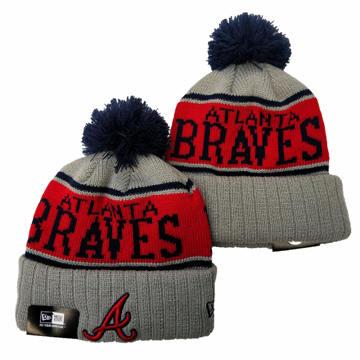Atlanta Braves 2019 Team Logo Stitched Knit Hat Beanie YD