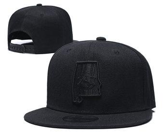 Auburn Tigers Team Logo Snapback Stitched Adjustable Hat GS 3