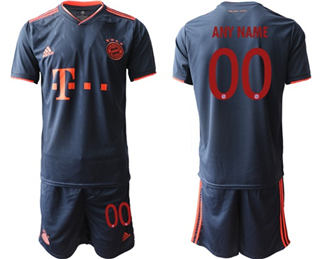 Bayern Munchen Personalized Third Soccer Club Jersey