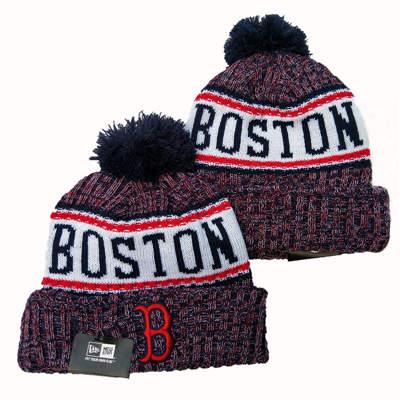 Boston Red Sox 2019 Team Logo Stitched Knit Hat Beanie YD