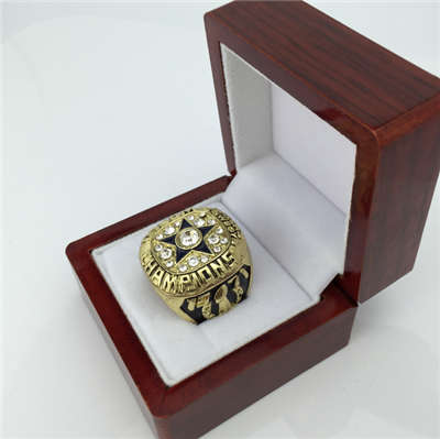 Dallas Cowboys Championship Ring in 1971