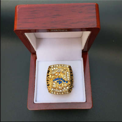 Denver Broncos Championship Ring in 2015