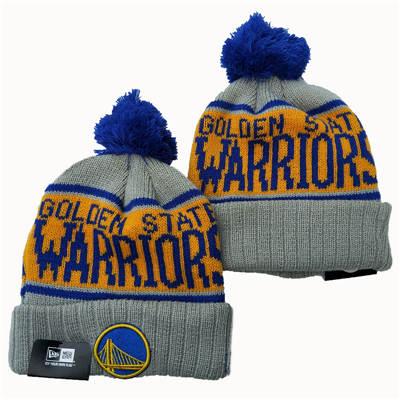 Golden State Warriors 2019 Team Logo Stitched Knit Hat Beanie YD