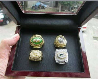 Green Bay Packers Football Rings