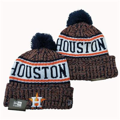 Houston Astros 2019 Team Logo Stitched Knit Hat Beanie YD