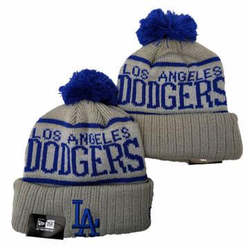 Los Angeles Dodgers 2019 Team Logo Stitched Knit Hat Beanie YD