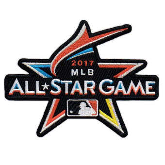 Baseball 2017 All-Star Game Patch